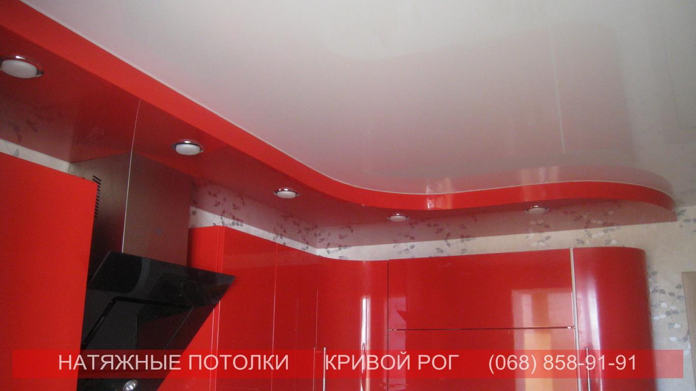 Купить натяжной потолок в кривом роге