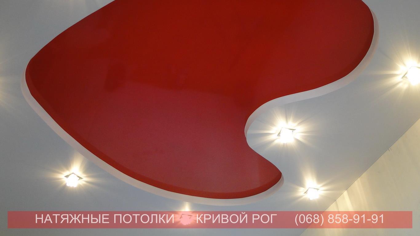 натяжные потолки жидкие обои фотообои кривой рог